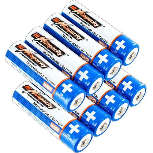 Hi-Capacity B-163 Camera Battery