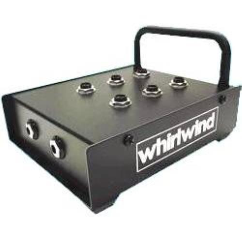 555-29160 WhirlwindHeadphone Breakout Box, Passive, 1 In 6 Out by