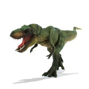 Dinosaur Figure Toys, Jumbo Plastic Dinosaur Playset, STEM Educational Realistic Dinosaur Figures for Boys Toddlers
