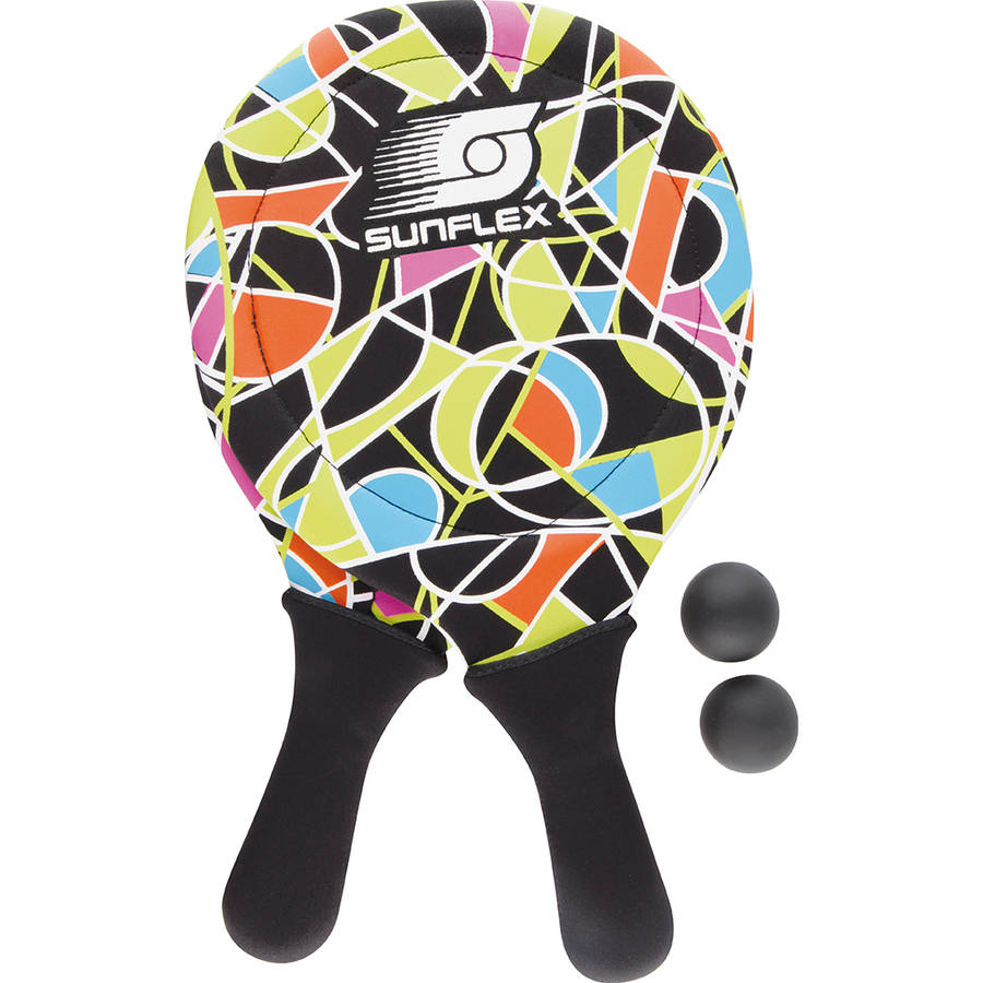 Beach Paddleball Set