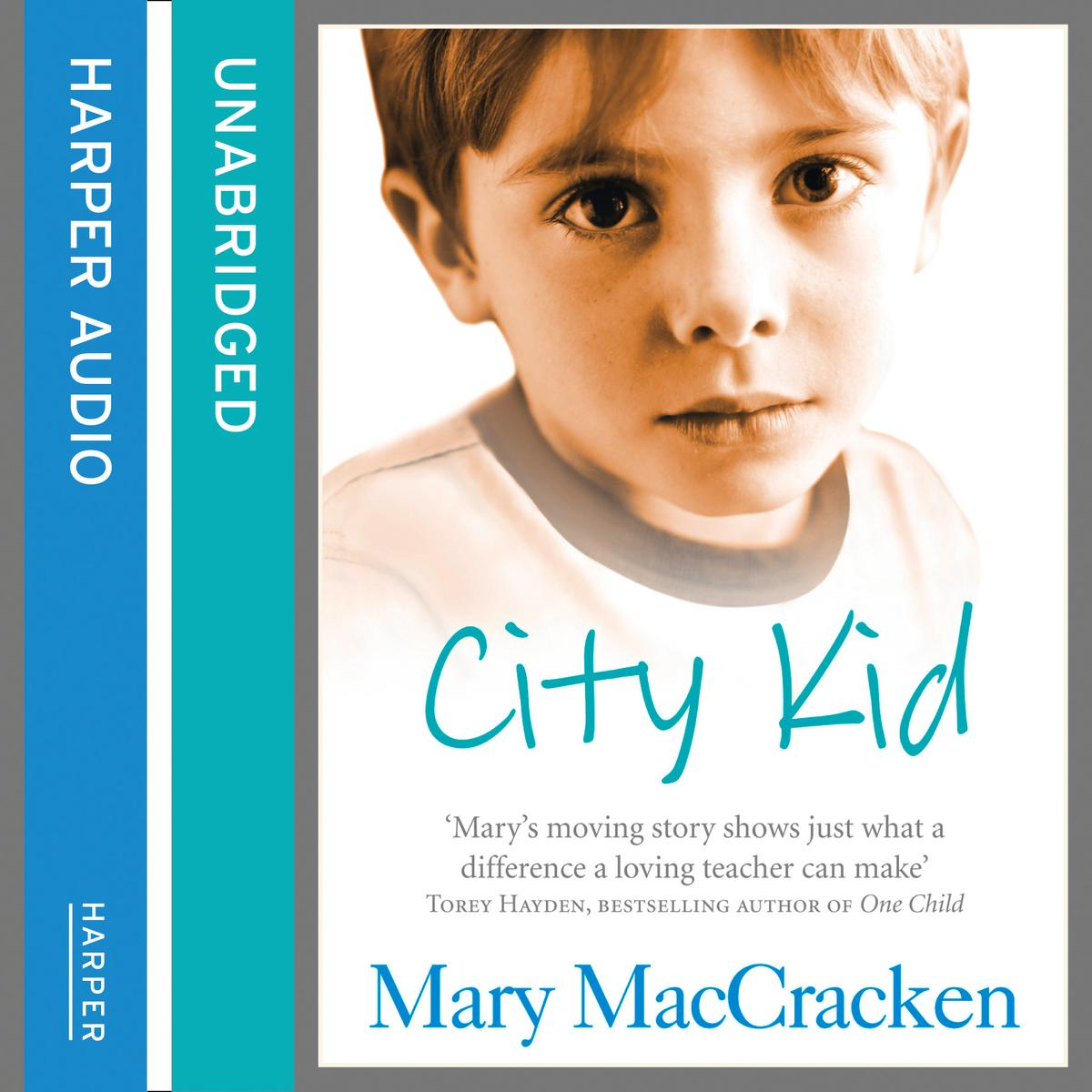 City Kid - Audiobook