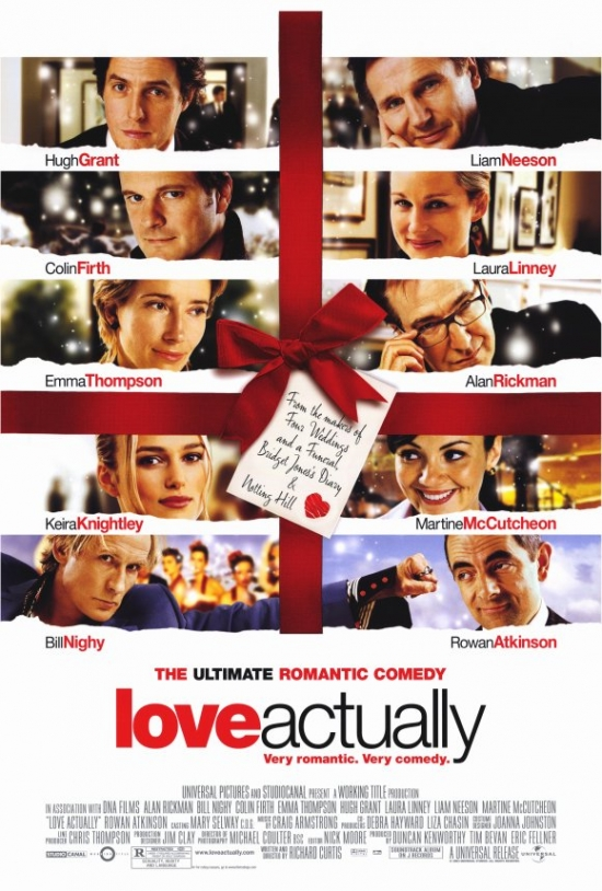 Love Actually Movie Poster Print (27 x 40) by Pop Culture Graphics