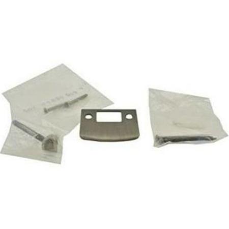 Baldwin Reserve 8BR0706005 Entry Knob / Lever Thick Door Kit Matte Antique Nickel Finish