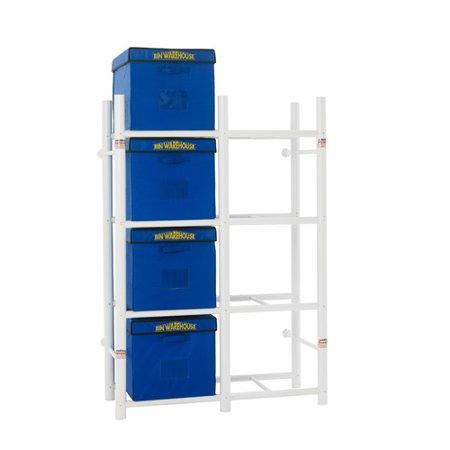 bin warehouse 8 tote storage system 68 walmart com