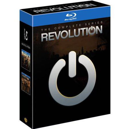 - Revolution: The Complete Series (Blu-ray)