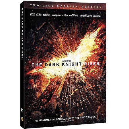 The Dark Knight Rises (Special Edition)