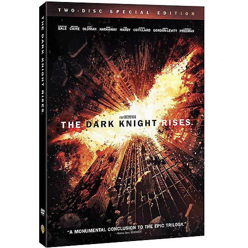 The Dark Knight Rises (Special Edition) (Widescreen)