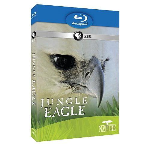 Nature: Jungle Eagle (Blu-ray)