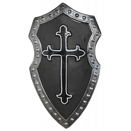 Medieval Cross Shield Child Costume Accessory (Medieval Shields)