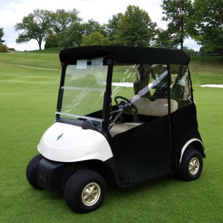 3 Sided Fitted Quot Over The Top Quot Golf Cart Cover E Z Go Txt