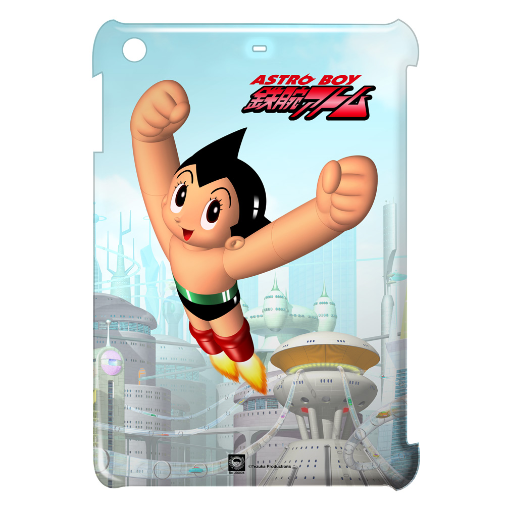 Astro Boy City Boy Ipad Mini Case White Ipm
