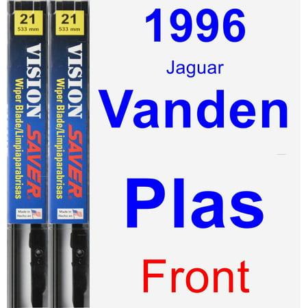 1996 Jaguar Vanden Plas Wiper Blade Set/Kit (Front) (2 Blades) - Vision (Jaguar Van Den Plas)