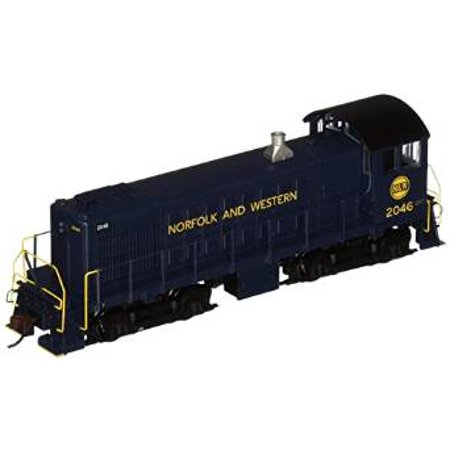 Bachmann Industries Norfolk And Western #2046 Alco S4 DCC Ready Diesel Locomotive