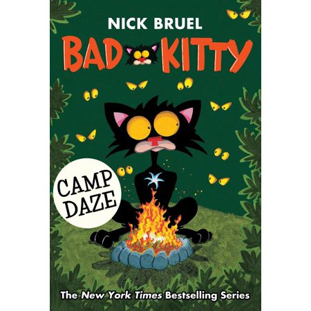 Bad Kitty Camp Daze (Hardcover)
