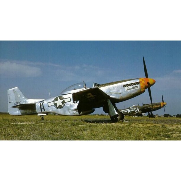 Laminated Poster P 51d Mustangs Of The 362d Fighter Squadron 357th Fighter Group Based At Raf Leiston England In Poster Print 20 X 30 Walmart Com Walmart Com