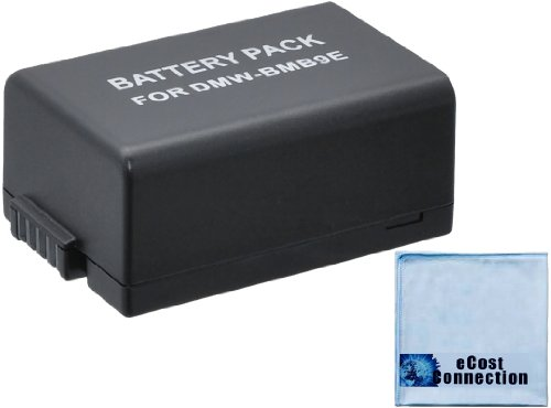 DMW-BMB9 Battery FZ150 charger for Panasonic Lumix DMC-FZ48K FZ60 FZ70 FZ100