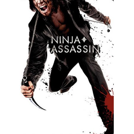 Ninja Assassin (DVD) (The Assassin Movie)