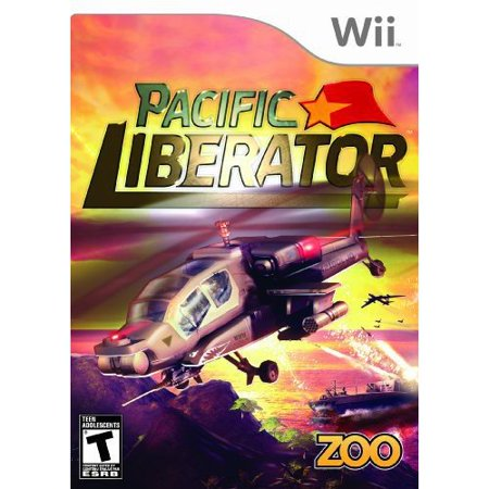 Image of Pacific Liberator (Wii)