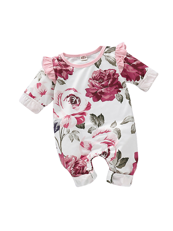 Babys Long Sleeve Romper,Flying-Dragon Jumpsuit Bodysuit Clothes
