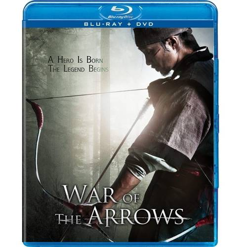 War Of The Arrows (Korean) (Blu-ray   DVD)