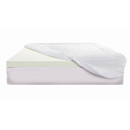 "Product of Sealy Full Size 2"" + 1"" Memory Foam Mattress ..."
