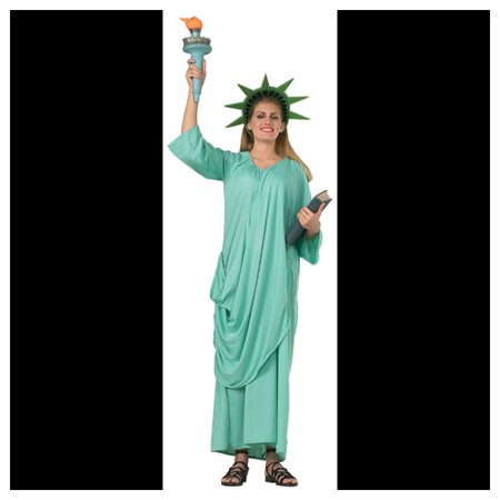 Statue Of Liberty Adult Halloween - Statue Of Liberty Costumes