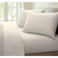 Luxurious Collection 1000 Thread Count 100% Cotton Sheet Set (Twin, Aqua)