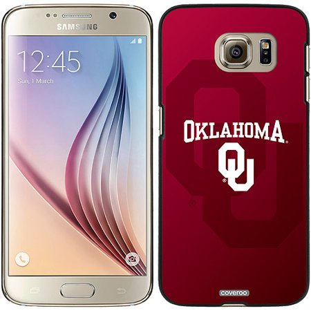 Oklahoma Watermark Design On Samsung Galaxy S6 Snap On