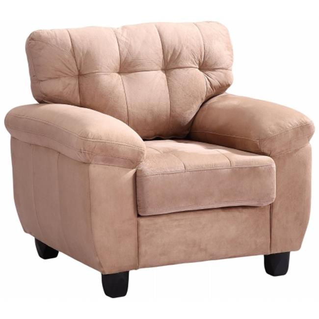 Nova Furniture Group NF904-AC Living Room Chair, Mocha