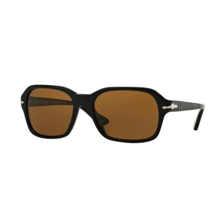 PERSOL Sunglasses PO 3136S 95/57 Black 57MM
