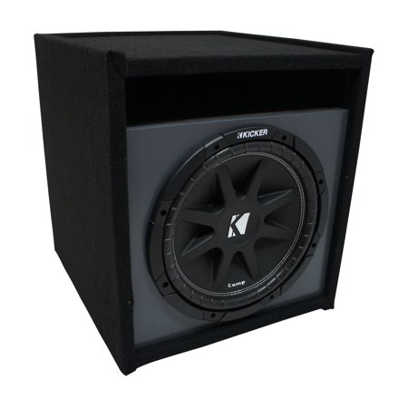 Universal Car Stereo Paintable Ported 12
