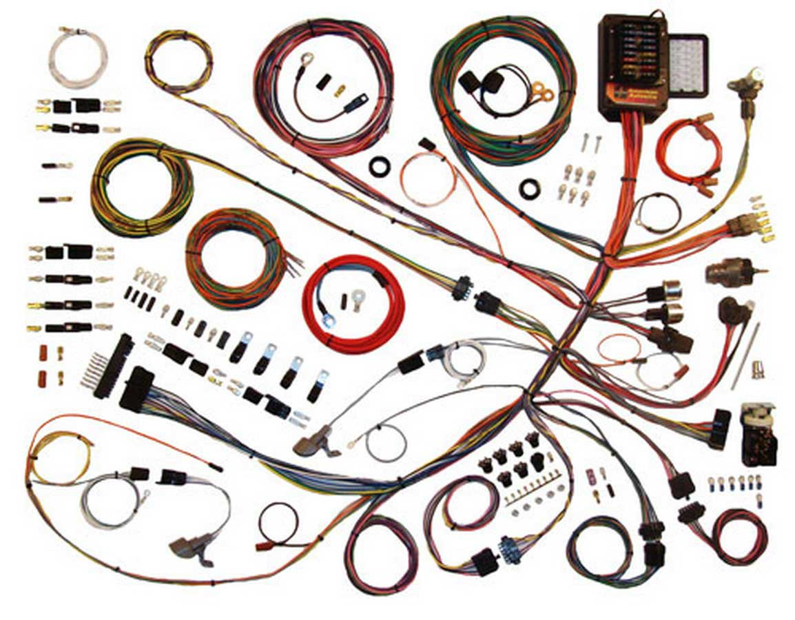 american autowire wiring system ford truck 1961 66 kit p n 510260 Ford Wiring Diagrams Online american autowire wiring system ford truck 1961 66 kit p n 510260