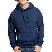 Hanes Men's and Big Men's Nano Premium Soft Lightweight Fleece Pullover Hoodie, Up to Size 3XL