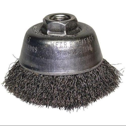 Crimped Wire Cup Brush, Osborn, 32134