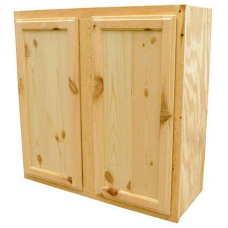 FS331-PFP 31 in. Pine Cabinet Filler Strip
