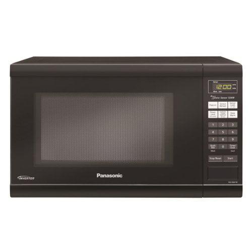 Panasonic Nnsn65 1 2 Cu Ft Microwave Family Walmart Com
