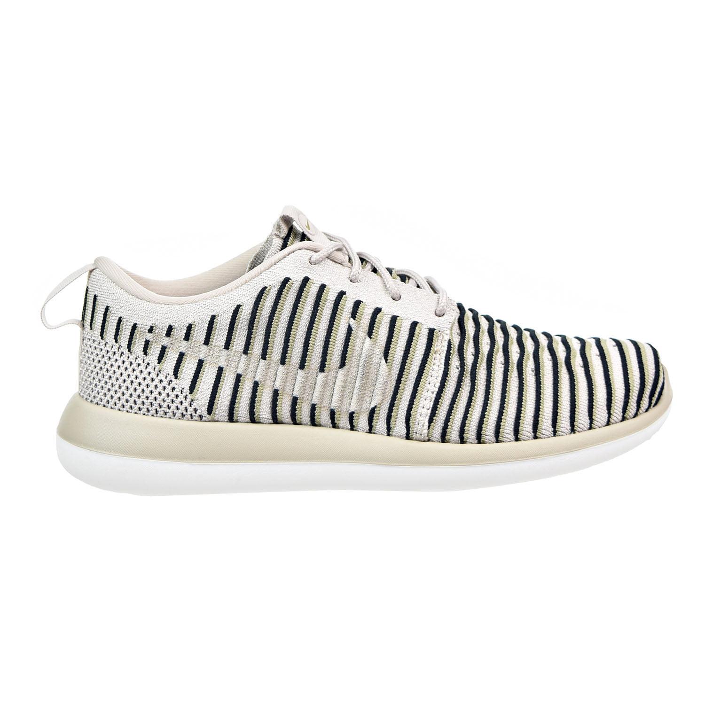 4da94b384279 Nike - Nike Roshe Two Flyknit Women s Shoes String Neutral Olive ...