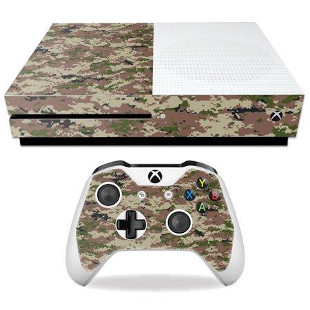 Xbox One Camo Skins MightySkins Pro...