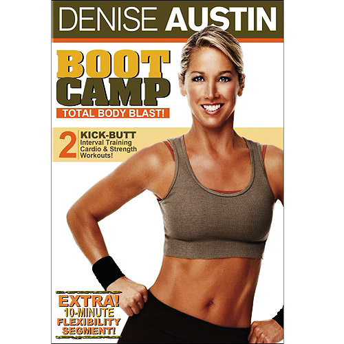 Denise Austin: Boot Camp Total Body Blast (Full Frame) by LIONS GATE ENTERTAINMENT CORP
