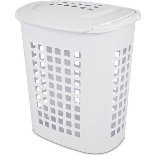 Sterilite 2.3 Bushel Laundry Hamper- Multiple Colors (Available in Case of 4 or Single Unit)