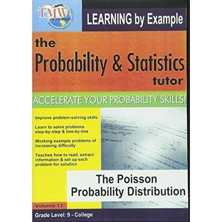 Poisson Probability Distribution (DVD)