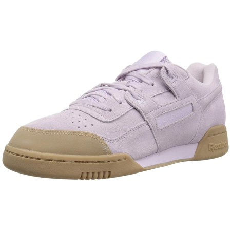 580b49fb973 Reebok Mens Workout Plus Skk Low Top Lace Up Boxing Shoes