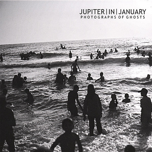 Jupiter in January Photographs of Ghosts [CD] by