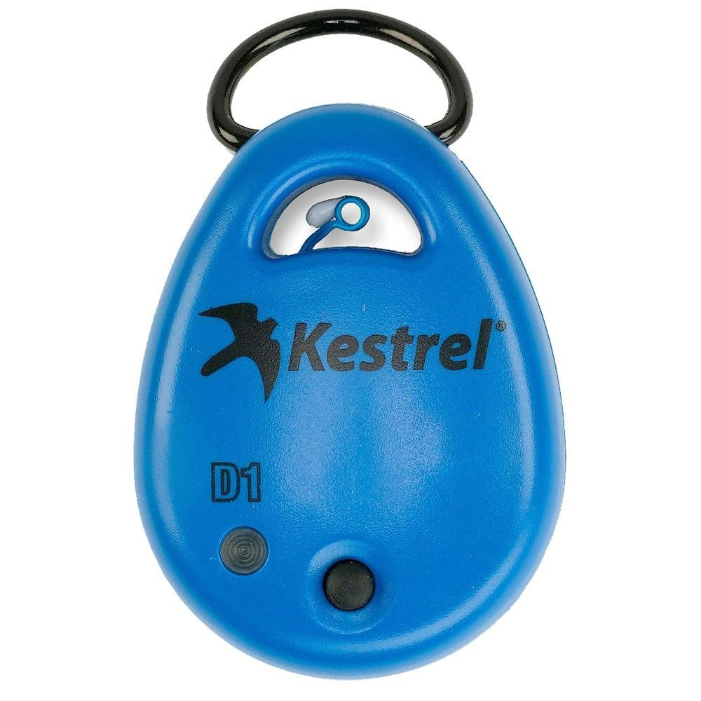 Kestrel DROP 1 Smart Temperature Data Logger - Blue