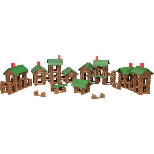 Tumble Tree Timbers 699-Piece Building Set