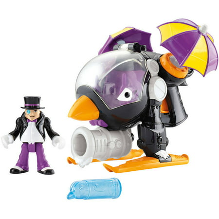 Imaginext DC Super Friends The Penguin Copter (Penguin Dc)