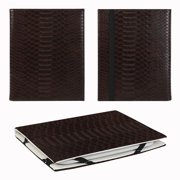"JAVOedge Snake Skin 6"" Universal eReader Book Case for the Nook Touch, Glowlight, Kobo Glo, Touch, Kindle"