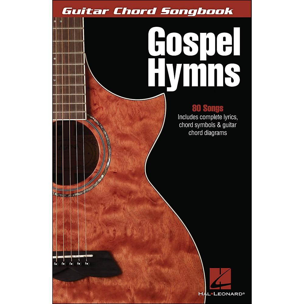 Hal Leonard Gospel Hymns - Guitar Chord Songbook