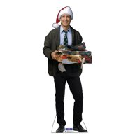 """Clark Griswold, Advanced Graphics Standup, 76"""" x 30"""""""