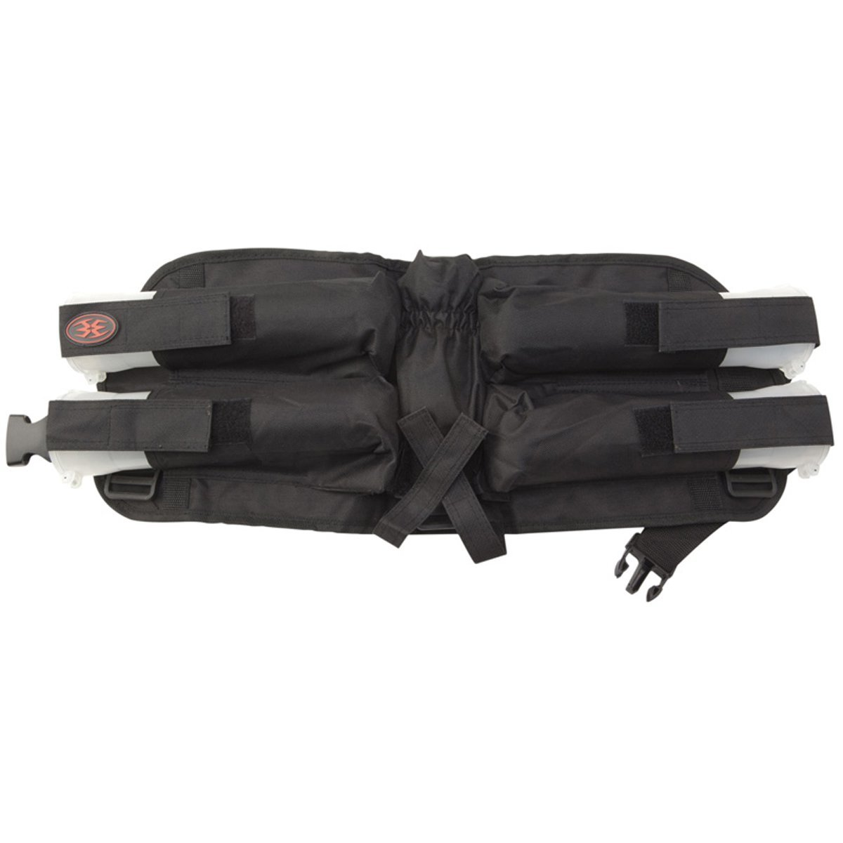 Empire 4+1 Paintball Harness with Clip Belt, Empire Harness 4+1 Pack By Empire Paintball by